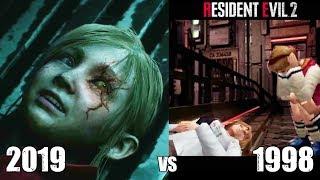 resident evil 2 remake annette