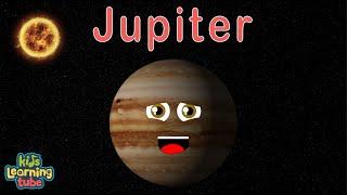 Jupiter Facts for Kids/Planet Jupiter Song for Kids