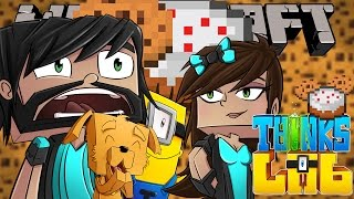 GETTING FAT! | Think's Lab Minecraft Mods [Minecraft Roleplay]