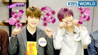 Idol Master - NCT127  [KBS World Idol Show K-RUSH3 / ENG,CHN / 2018.03.30]