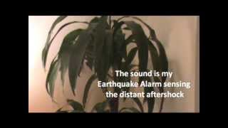 3.2 Earthquake Aftershock in San Diego