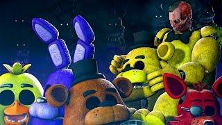 FNAF Five Nights at Freddy's Animations SFM (Best FNAF Animation Compilation)