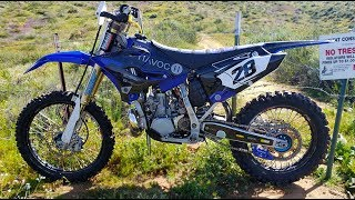 2020 YZ250 FIRST RIDE!