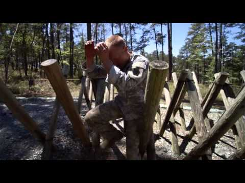 National Guard l Army Ranger Darby Queen Obstacle Course
