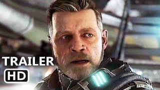 STAR CITIZEN: SQUADRON 42 Official Trailer (2019) Mark Hamill, Gillian Anderson Video Game HD