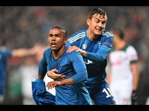 DOUGLAS COSTA FA IMPAZZIRE REPICE Lokomotiv Mosca-Juventus 1-2