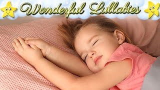 Super Relaxing Baby Lullaby Hushaby Berceuse Schlaflied ♥ Soft Bedtime Sleep Music ♫ Sweet Dreams