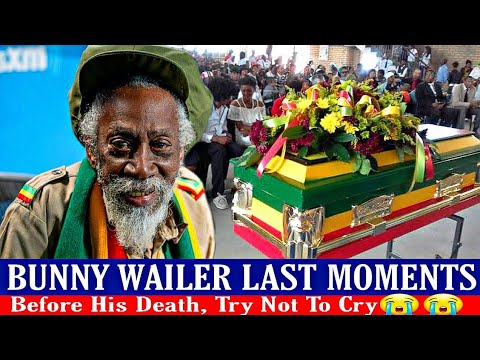 Bunny Wailer Last Moments Before He Died At The Age Of 73 Years | Try Not To Cry