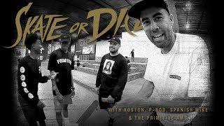 Skate Or Dice! - Eric Koston, Paul Rodriguez, and the Primitive Ams