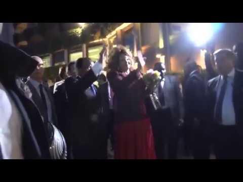 Le Couple Présidentiel ovationné par la communauté Camerounaise en Italie