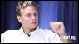 "Show People with Paul Wontorek Interview: Billy Magnussen of ""Sex With Strangers"" & ""Into the Woods"""