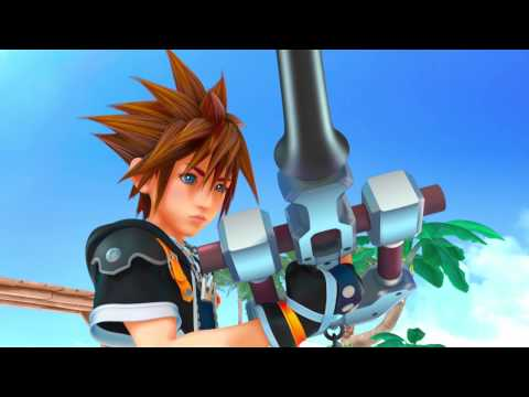 Kingdom hearts 3 | E3 2013 trailer
