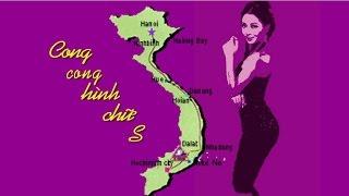 Anh Thư Việt Nam - Đất Nước Việt Nam Cong Cong Hình Chữ S