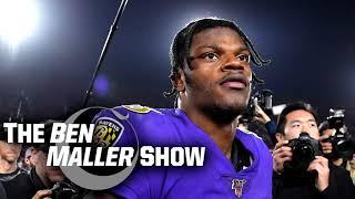I Don't Regret My Criticism of Lamar Jackson - Ben Maller