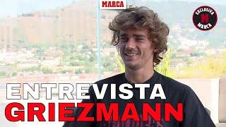 Entrevista a Griezmann I MARCA