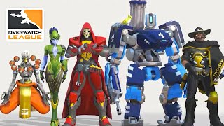 Overwatch League - New Skins Trailer