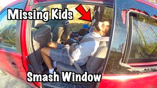 Saved Missing Kids From Van (Almost Got Kidnapped)