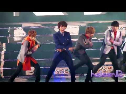 120310 Super Junior - Mr. Simple@SS4 in Macau