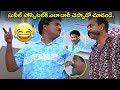 సునీల్ హాస్పిటల్ కి ఎలా దారీ చెప్పాడో చూడండి..😂😂| Latest Telugu Movie Comedy Scenes | Volga Videos