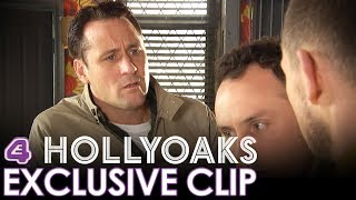 Hollyoaks Exclusive Clip: Monday 9th April