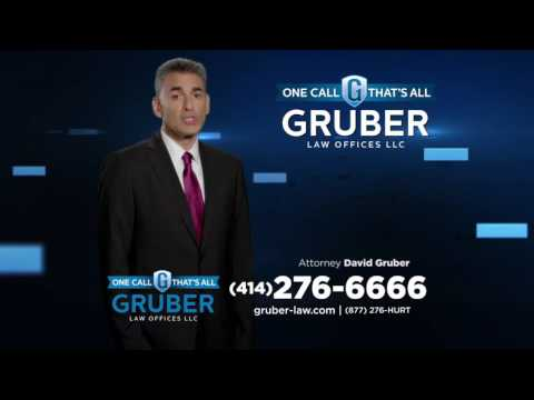 Motorcycle 2016 (:15) - Gruber Law Offices Commercial