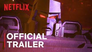 Transformers: War for Cybertron Trilogy – Kingdom Netflix Web Series