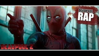 RAP DE DEADPOOL 2 (MARVEL) || 2018 || En español || AdloMusic