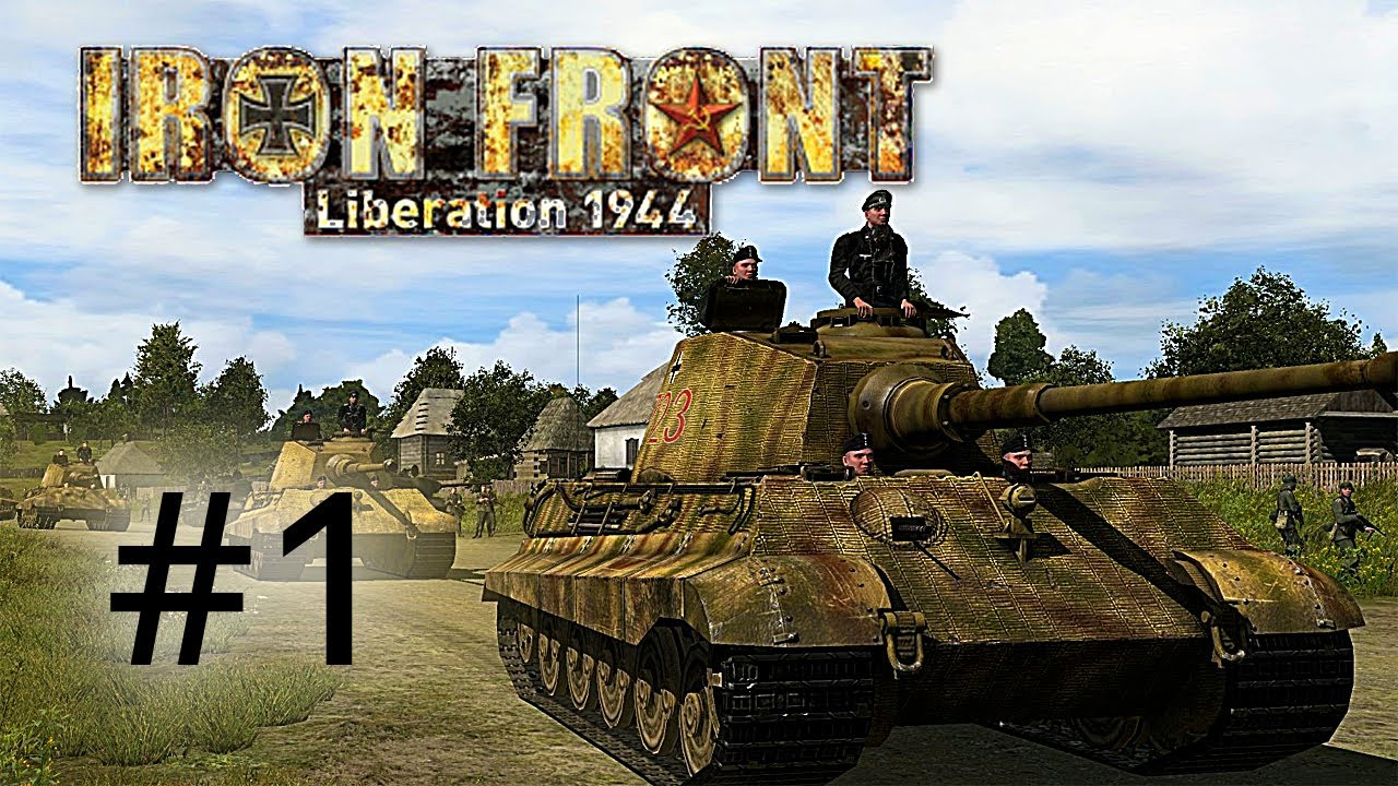 IRON FRONT: LIBERATION 1944 - MISSIONS - Editing & Scripting