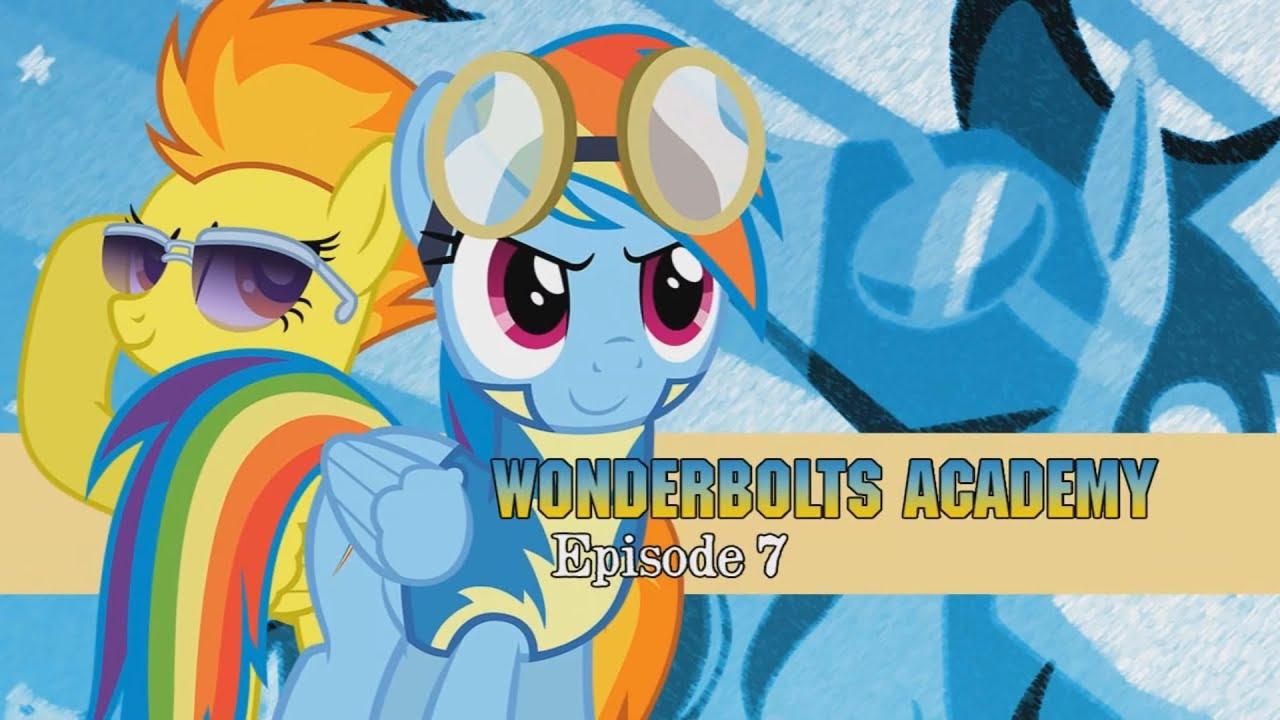 "My Little Pony: FiM Reviews - ""Wonderbolts Academy"" - YouTube  My Little Pony:..."