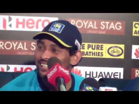 """I Have Not Decided To Retire From ODI And T20"" [VIDEO]"