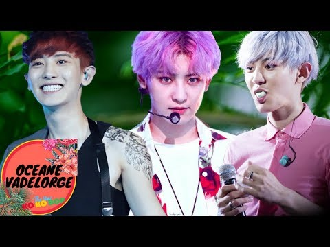 EXO Chanyeol Funny Moments