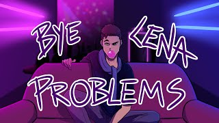 BYE LENA PROBLEMS /Пока Лена Проблем || Animation meme