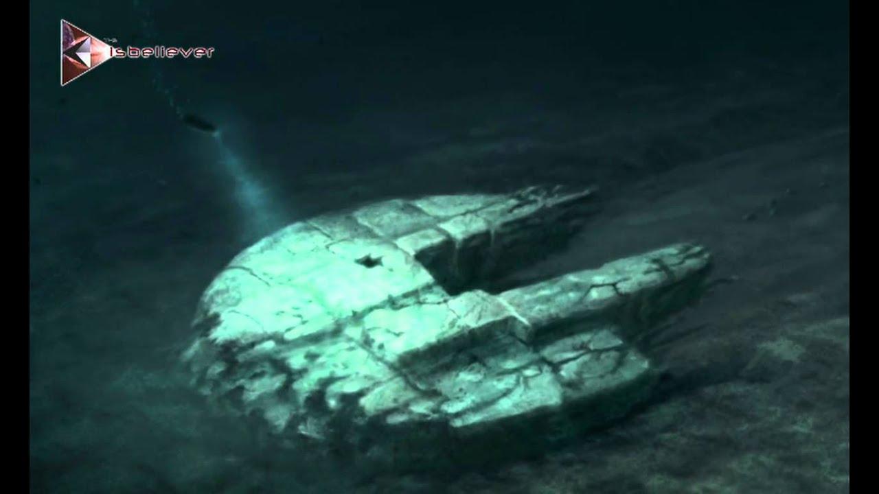 Baltic Sea UFO / Baltic Sea Anomaly - The Disbeliever ...