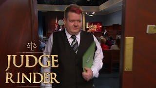 Judge Rinder Kicks Mouthy Defendant Out of Court | Judge Rinder