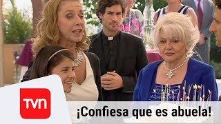 ¡Diana confiesa que es abuela! | Matriarcas - T1E7