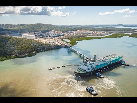 Bechtel has announced the first cargo of Liquefied Natural Gas from the GLNG project has been successfully loaded onto the cargo vessel Seri Bakti ready for export to South Korea. The Santos GLNG facility is one of three LNG plants that Bechtel is building on Curtis Island, Australia.