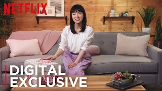 How To Organize Your Treasure Box | Tidying Up with Marie Kondo | Netflix