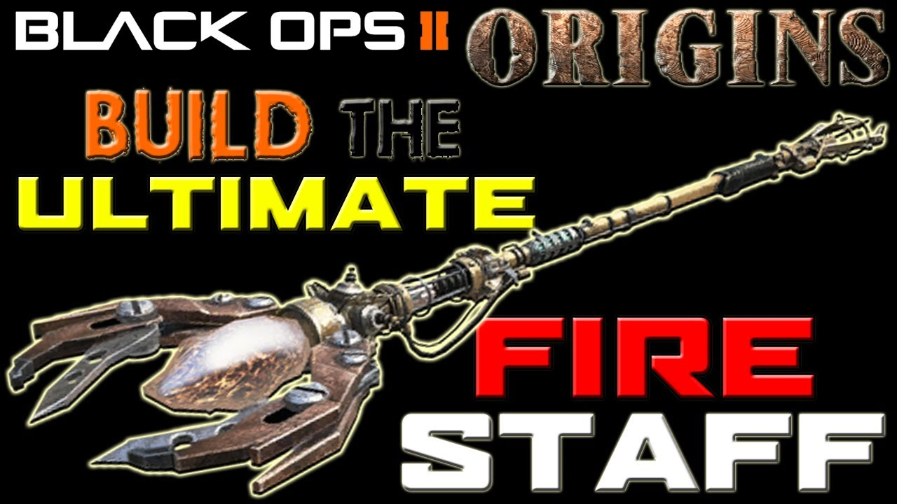Ultimate FIRE Staff (Origins) Tutorial :: Call Of Duty