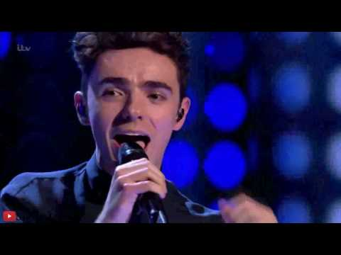 Nathan Sykes - Give It Up (London Palladium)