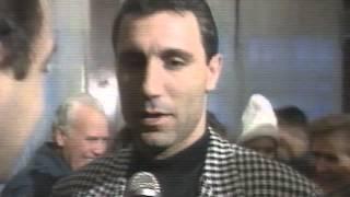1994г. Награждаване на Христо Стоичков със златната топка