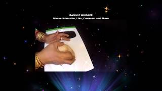 ASMR~ SOOTHING RELAXING DOUGH KNEADING SOUNDS|VERY RELAXING HAND SOUNDS|BANGLE WHISPER