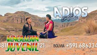 Generación Juvenil Adiós Amor  - Salay 2021 / GJ Producciones 4K