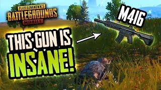 IF YOU COULD ONLY PICK ONE WEAPON... GET THIS! (PUBG Mobile)