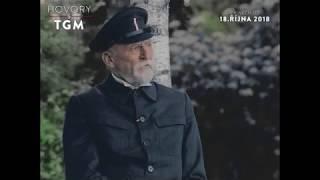 Trailery HD - UKÁZKA - šokující přiznání TGM - Zdroj: