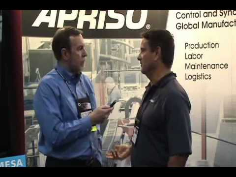 Apriso at IW Best Plants: Tom Hennessey Interview
