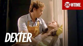 BTS: Julia Stiles on Lumen & Dexter's Relationship | Dexter | Season 5