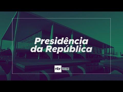Presidentes Jair Bolsonaro e Donald Trump fazem declaração à imprensa nos Estados Unidos