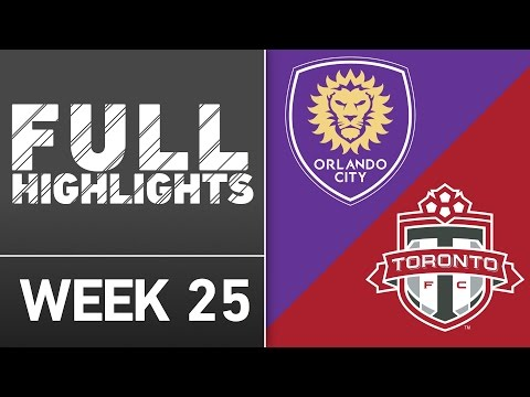 HIGHLIGHTS | Orlando City 1-2 Toronto FC