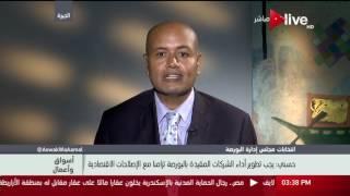 إبراهيم حسني: يجب تطوير أداء الشركات المقيدة بالبورصة تزامنا مع ...