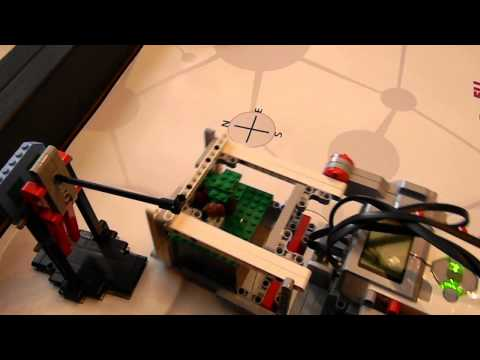 FLL World Class 2014 Storm System Door Mission